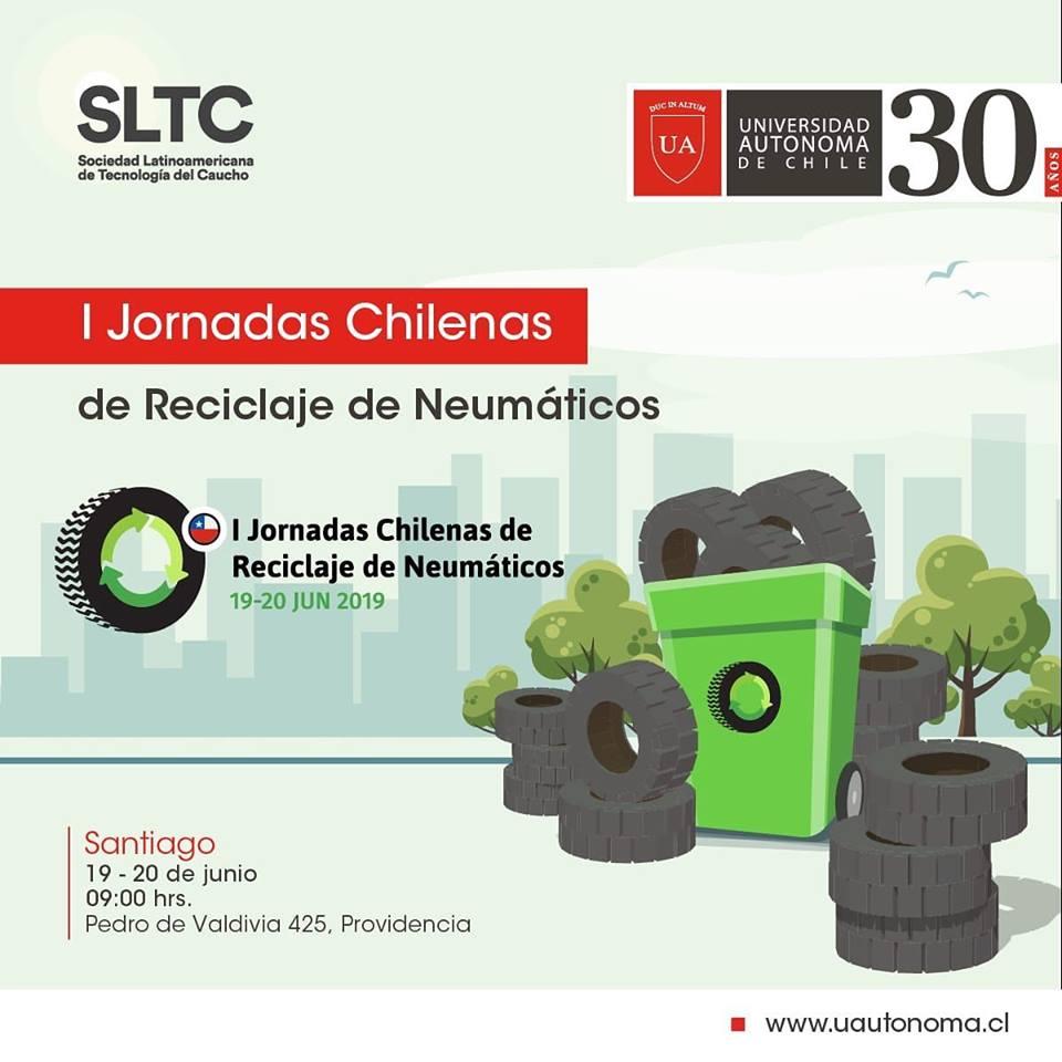 1º Jornadas Chilenas de Reciclaje de Neumáticos